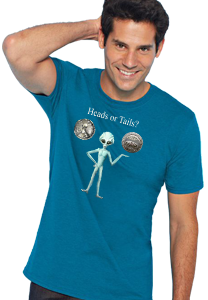 Heads Or Tails ? - T-shirts