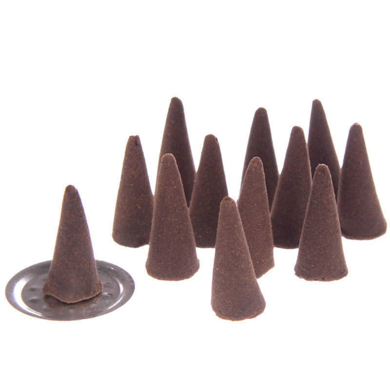 Stamford Hex Incense Cones - Sandalwood
