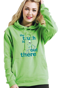 'The Truth Is Out There' Hoodie