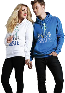 'Give Me Some Space' Hoodie