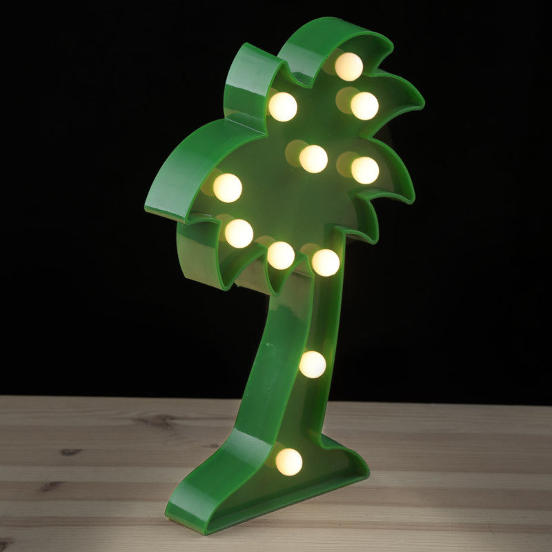 Decorative LED Light - Palm Tree