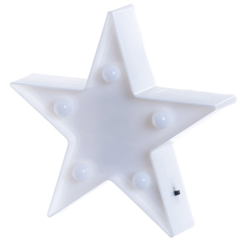 Decorative LED Light - Small Star