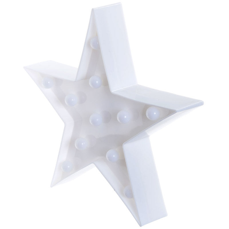 Decorative LED Light - Large Star
