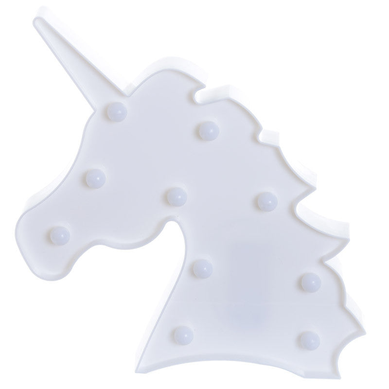 Decorative LED Light - Unicorn