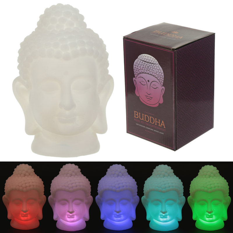 Decorative LED Light - Colour Change Buddha