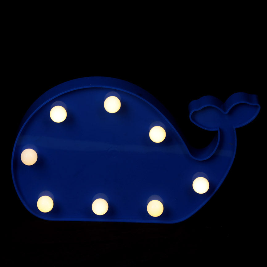 Decorative LED Light - Narwhal