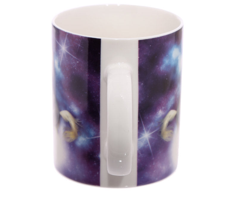 Fantasy Majestic Unicorn New Bone China Mug