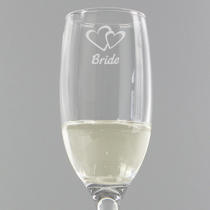 Bride Single Flute