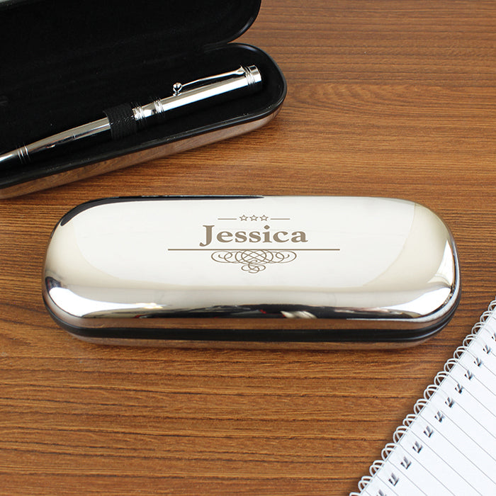 Personalised Decorative Pen and Box Set