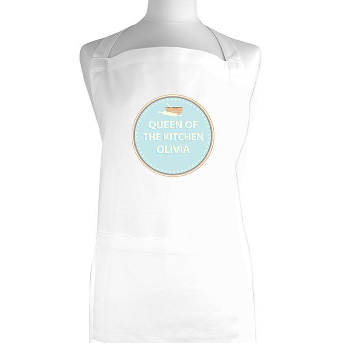 Personalised Baker Apron
