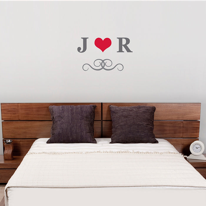 Personalised Monogram Wall Art