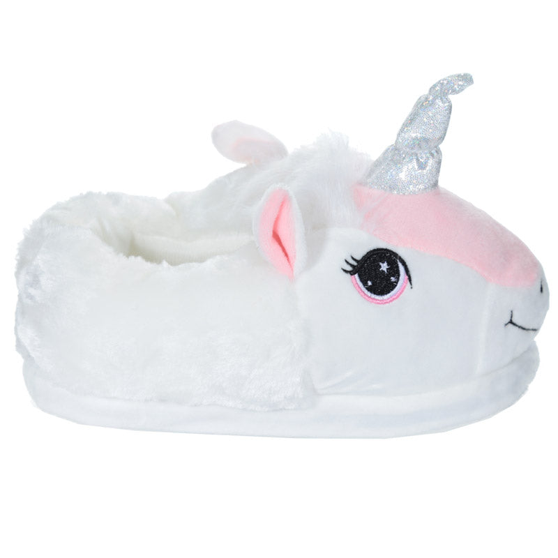 Children's Unicorn Pair of Unisex Slippers
