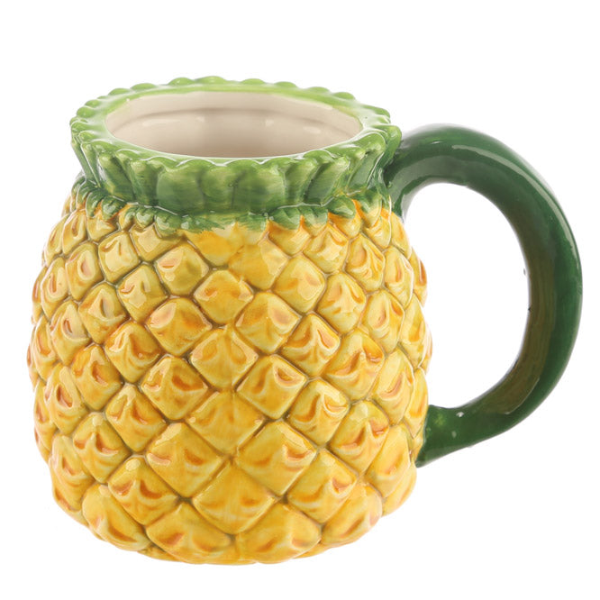 Pineapple Ceramic Mug
