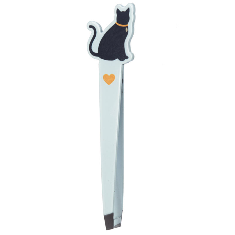 Fun Cat Design Tweezers