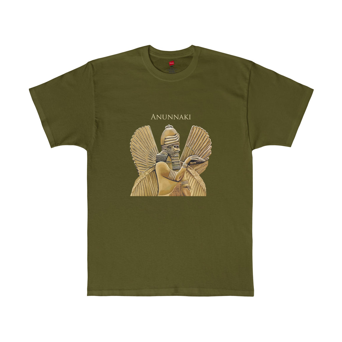 Anunnaki Tagless Men's T-Shirt