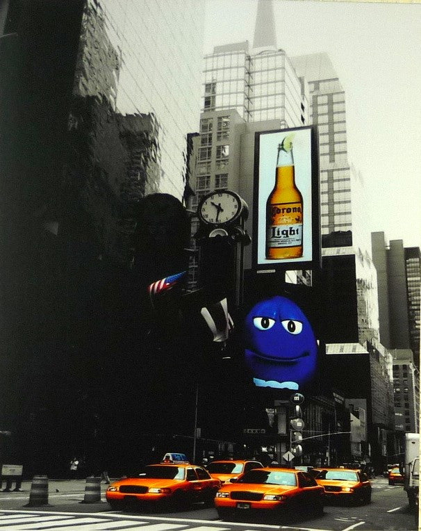 New York Adverts
