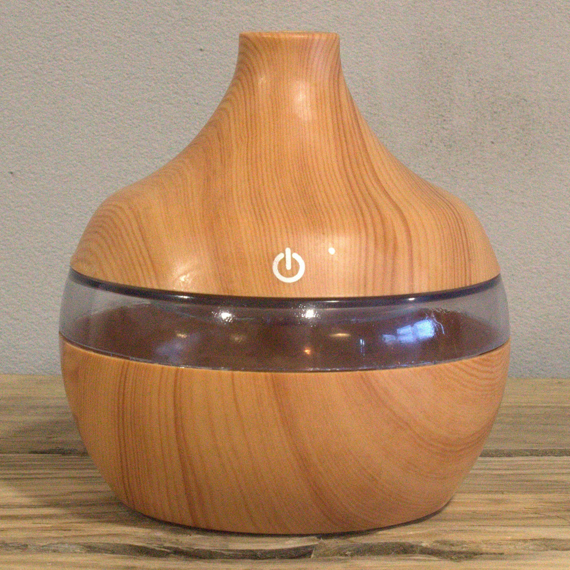 Up-Funnel Beechwood Ultrasonic Aroma Humidifier