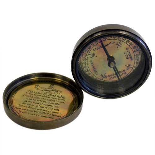 Kingfisher Compass Collectible