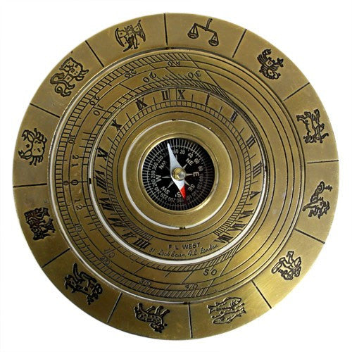 Star Sign Compass Collectible