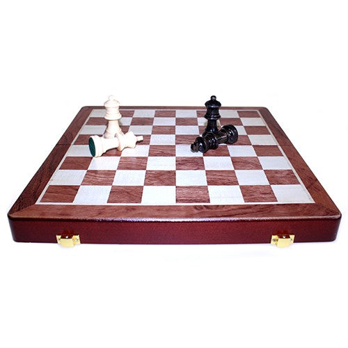 Zoocen HQ Wood Pieces Chess Set - 29cm