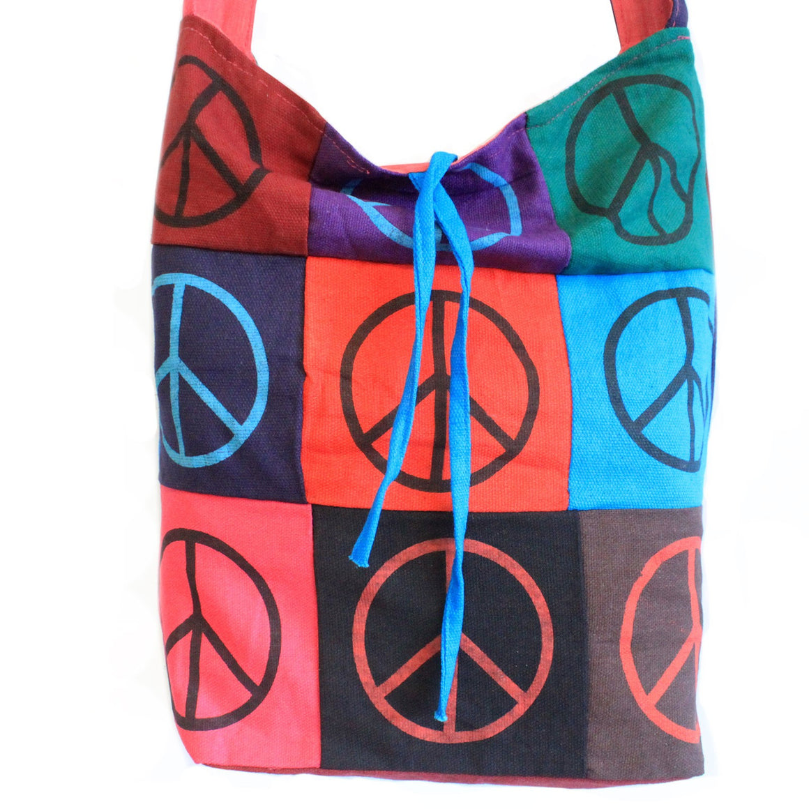 Bags, Cotton Patch Sling Bags, Ethnic Bags, Gift, India, Indian, Peace