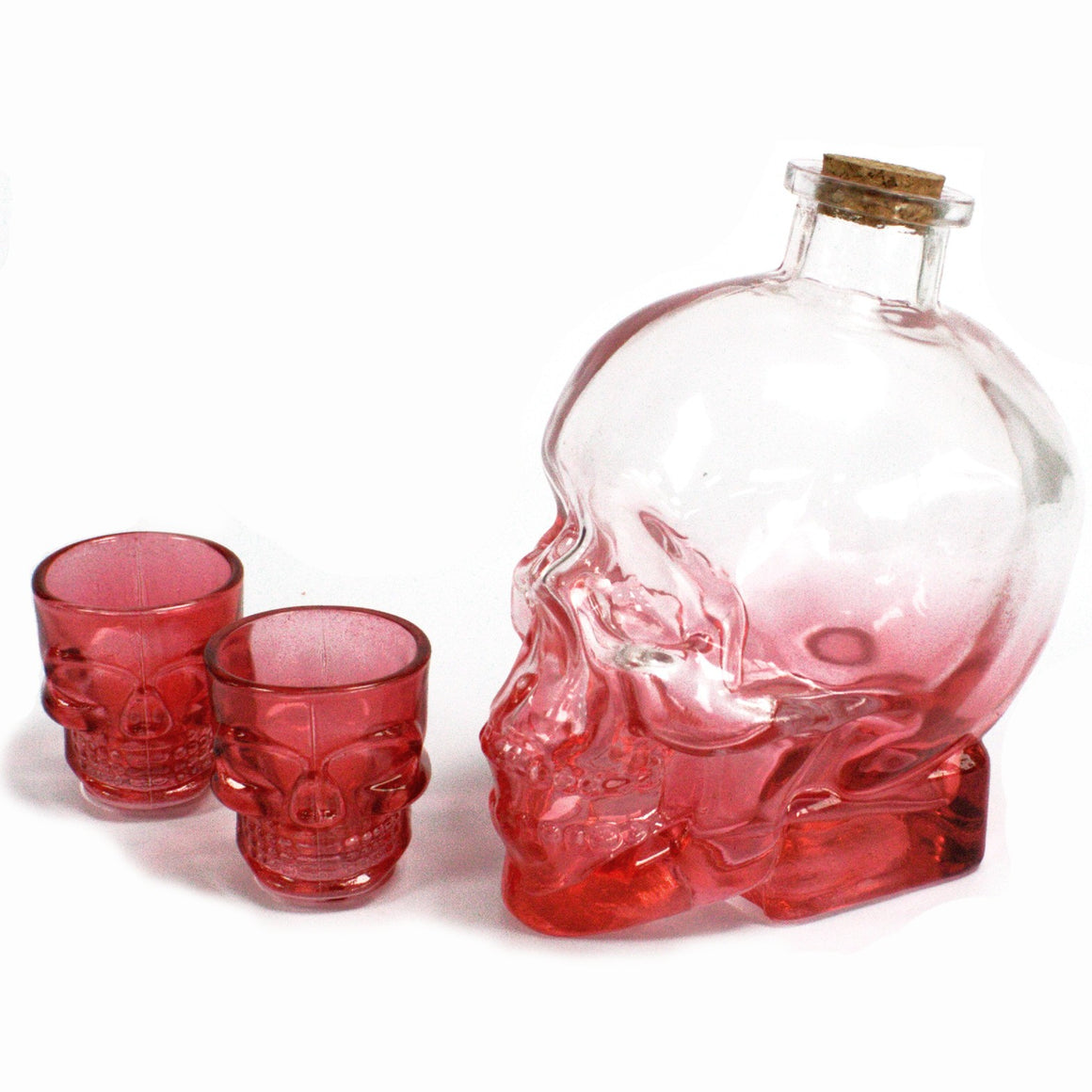 Demon Drink Set - With a Red Head