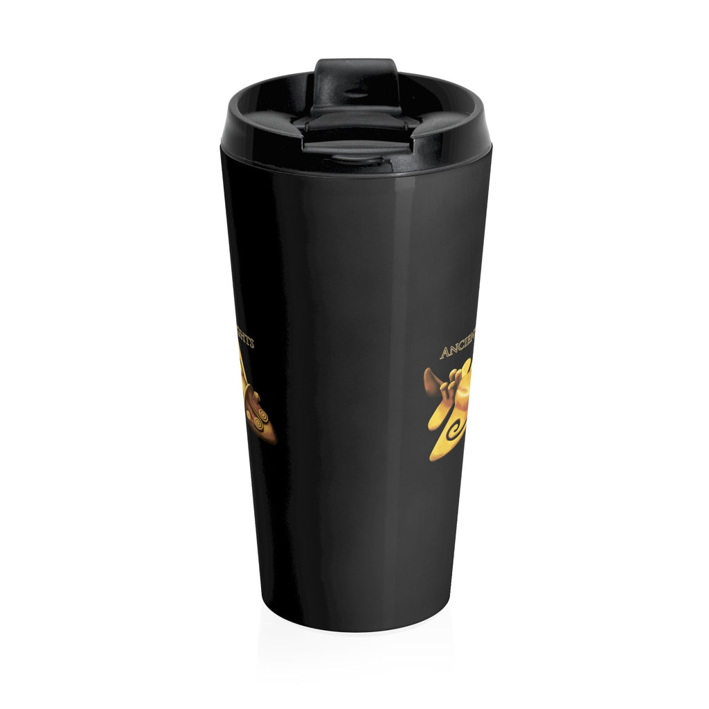 Ancient Flights - Stainless Steel Travel Mug