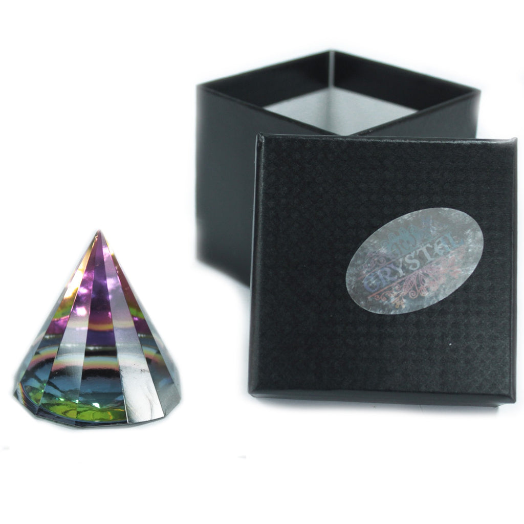 12 Sided Magical Pyramid 50 mm