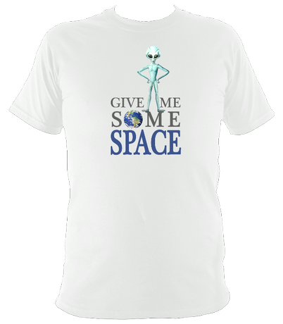 Give Me Some Space - Men's T-Shirt