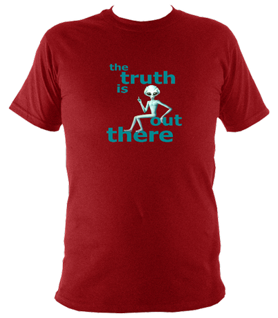 The Truth Is Out There - Men's T-Shirt