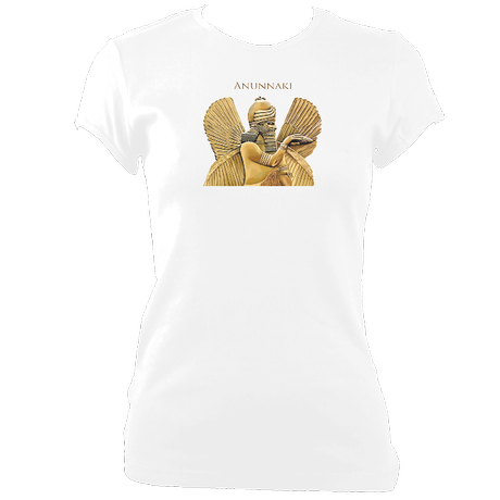 Anunnaki - Women's Fitted T-Shirts