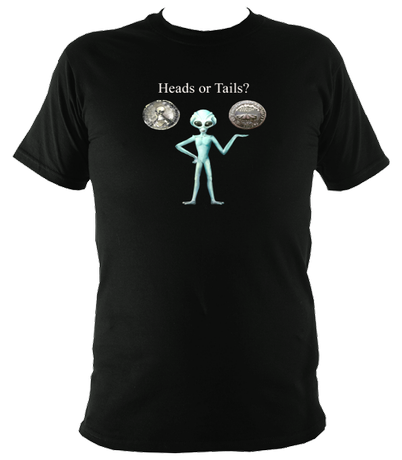 Heads Or Tails ? - Men's T-shirts