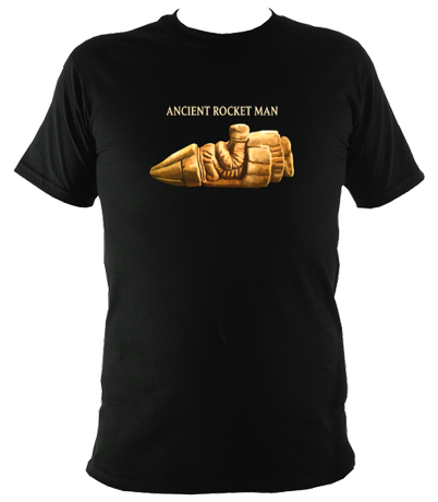Ancient Rocket Man - Men's T-shirt