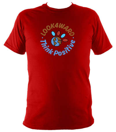 Look4ward, Think Positive Kid's T-Shirt