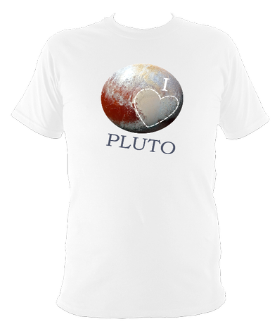 I Love Pluto - Kid's T-Shirt