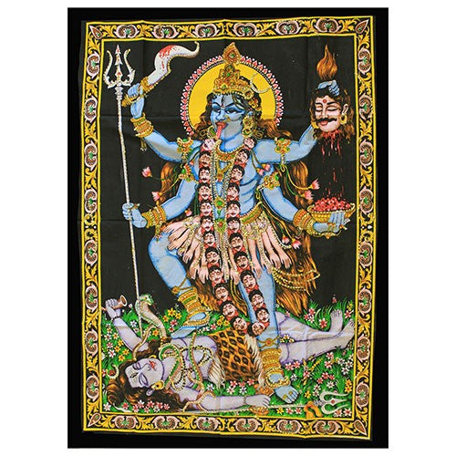 Indian Wall Art Print - Kali