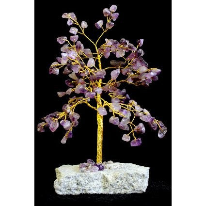 Amethyst Gemstone Tree (160 Stone)