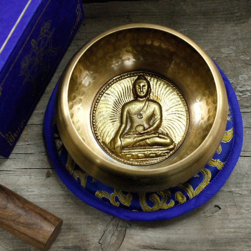 Medicine Buddha Singing Bowl Set