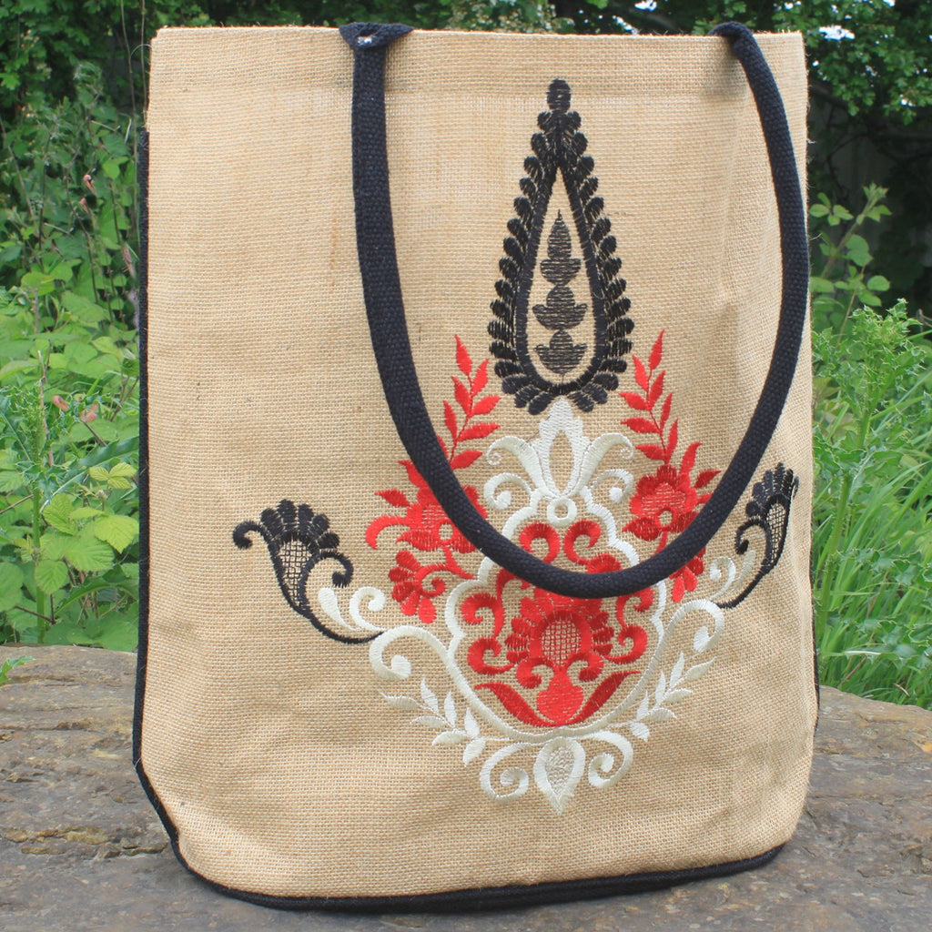 Stylish Jute Shopping Bag