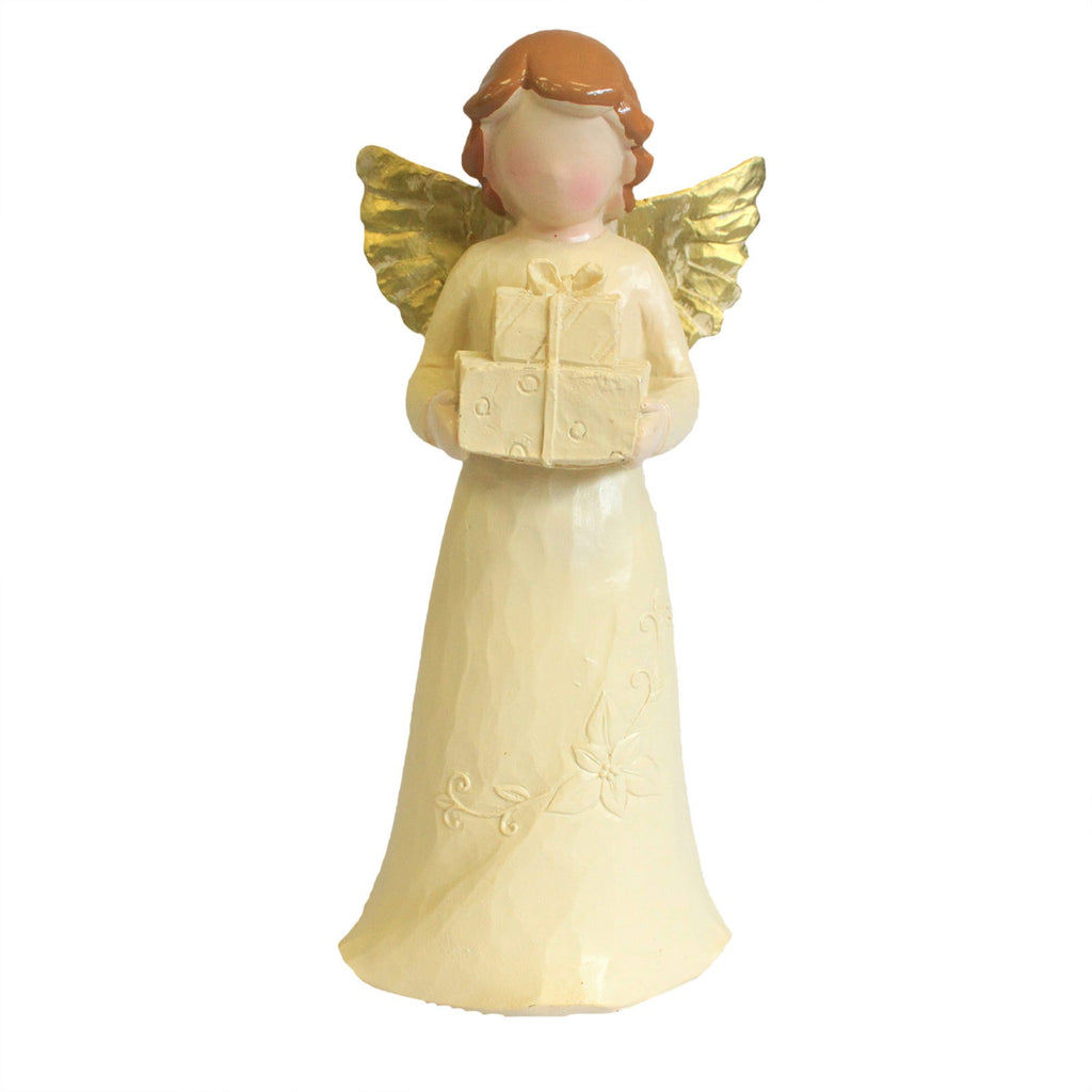 Xmas Natures Angels Figurine - Gift