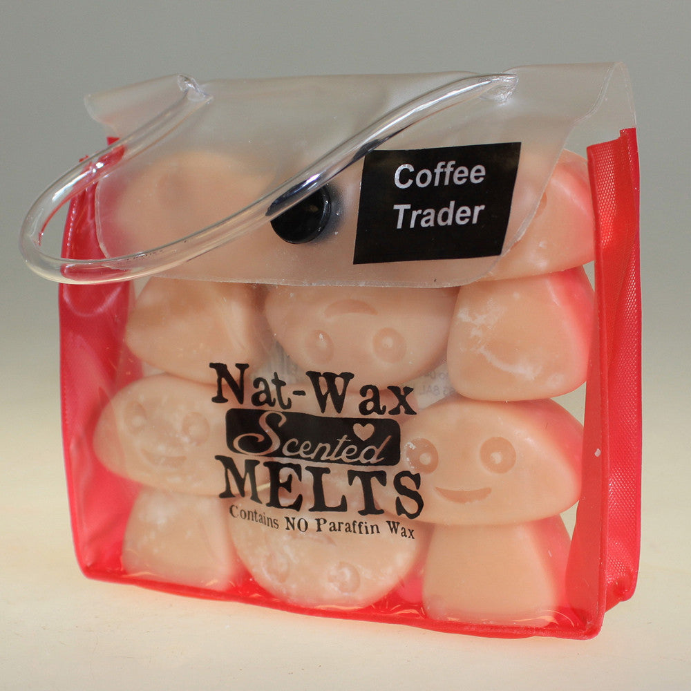 Natural Wax Melts - Coffee Trader