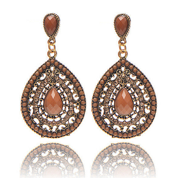 Bohemian style New Fashion  Earrings Unique Design-6 Colours