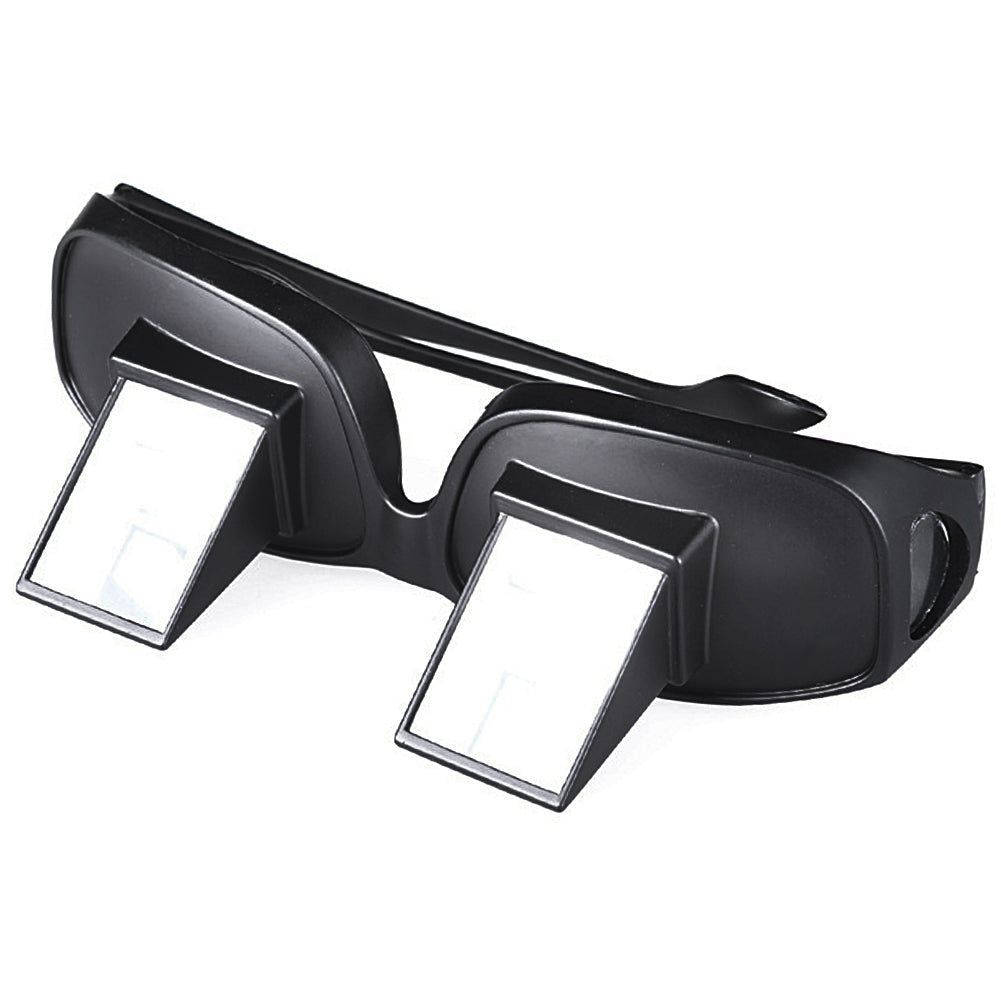 Creative Lazy Periscope Horizontal Reading TV Sit View Glasses