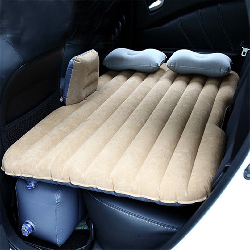 Universal Car Travel Inflatable Mattress/Back Seat Inflatable Air Bed