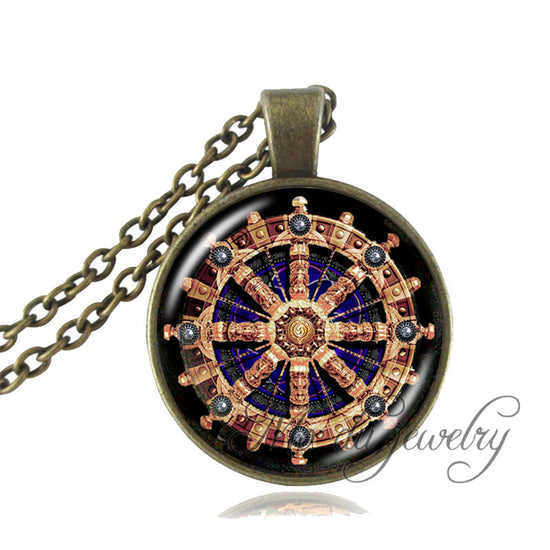 Meaning And Symbolism Of Wearing Buddhist Pendant Necklaces And