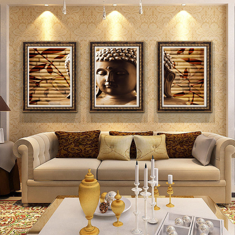 Buddha Canvas Wall Art/Canvas Painting Decorative/Feng Shui