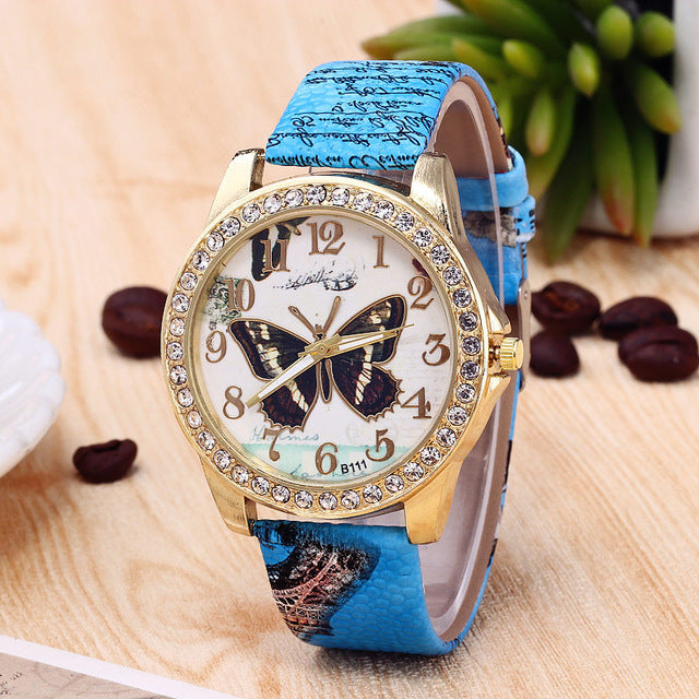 Amazing Butterfly Watch