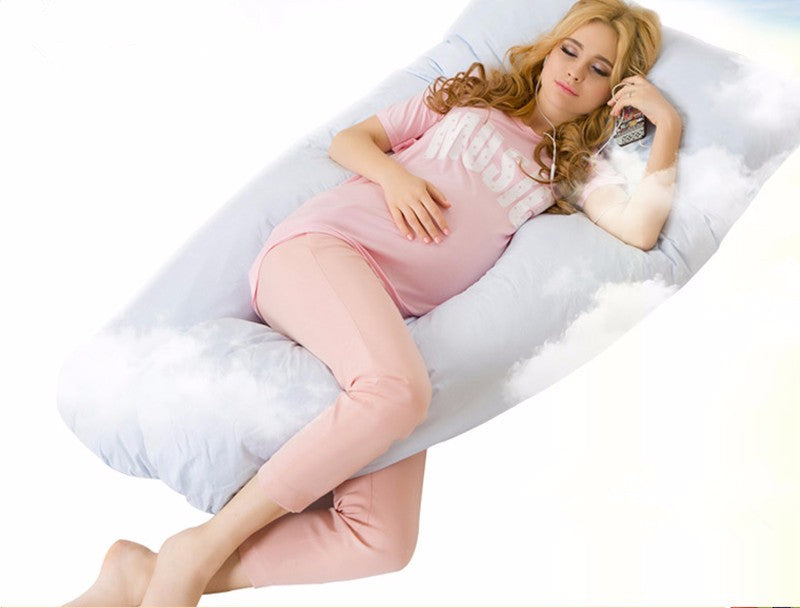 Anti Static U Shape Full Body Pillow