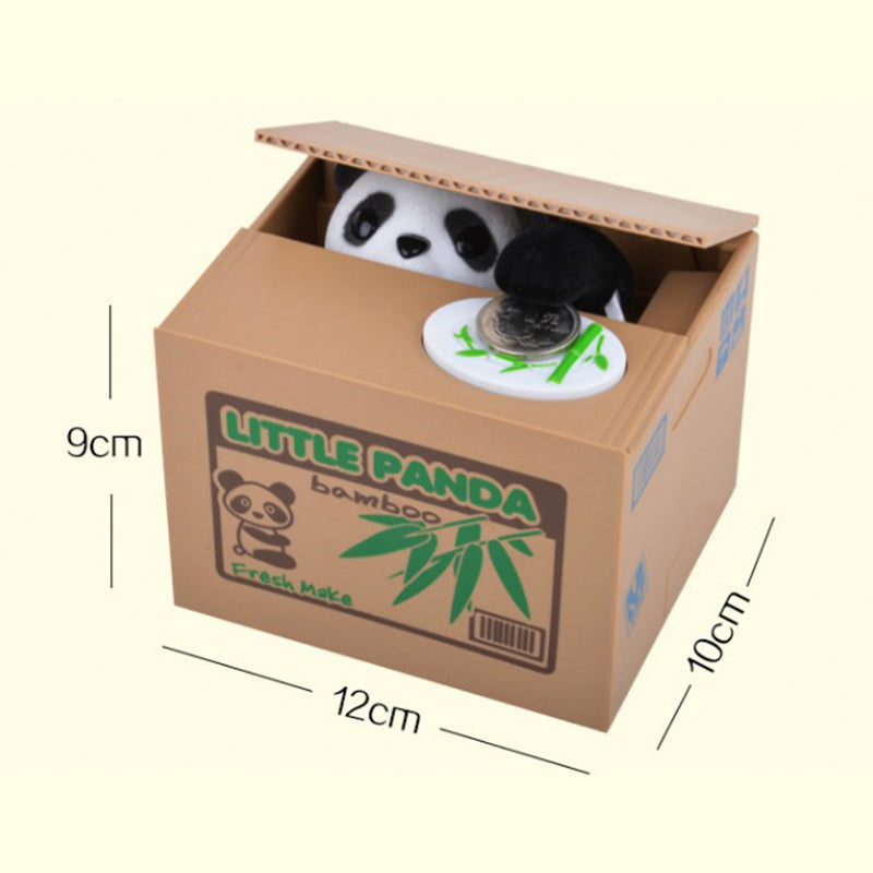 Ola Panda Thief Money Boxes/Coin Bank Saving Box