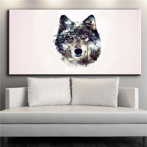 animals nature abstract art canvas print selection